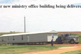 New Ministry Offices