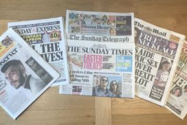 775,252 People Reached Through 13 Different Newspapers